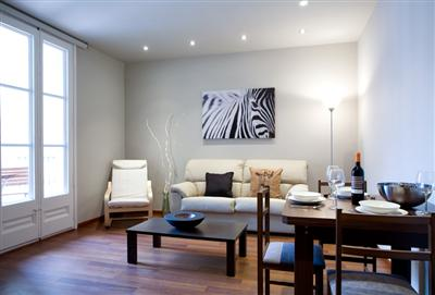 Friendly Rentals apartment of the week in Barcelona: Ronda C