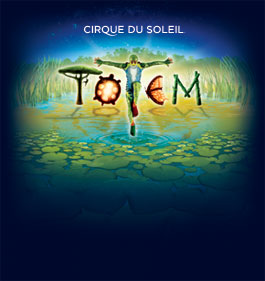 Cirque du Soleil 'Totem' tour coming to London in January 2011