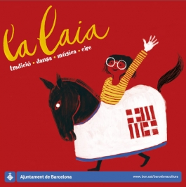 Annual Winter Festival in Barcelona brought to you by Eulalia, the patron Saint of the city