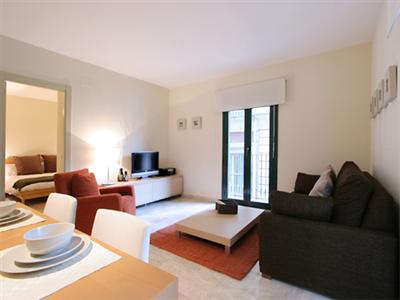 Apartment of the week in Barcelona, the Muller II