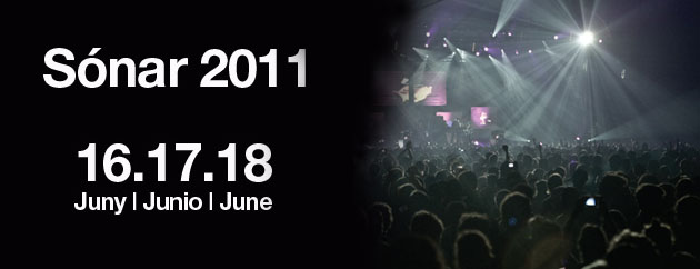 Sonar 2011 in Barcelona with The Human League, MIA, Steve Reich, Janelle Monae, and many more…