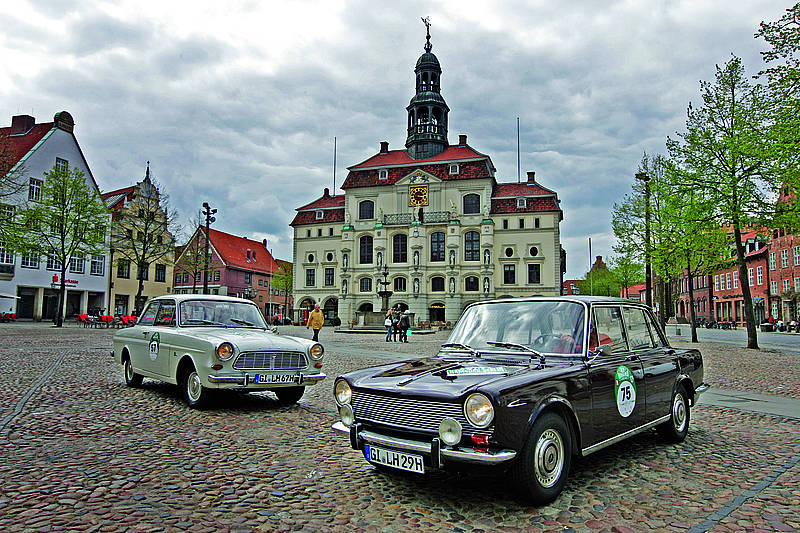 Count down to the Hamburg-Berlin Auto Bild Classic