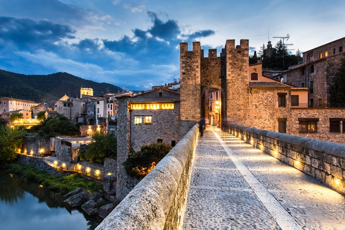 The loveliest medieval towns on the Costa Brava