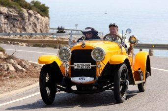 Barcelona – Sitges International Car Rally 2014