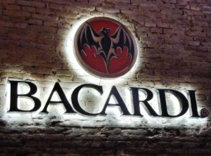 Casa Bacardi in Sitges