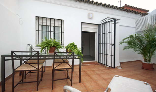 Apartment of the week in Seville – the Ibarra
