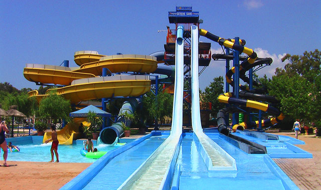 Water Parks in the Algarve