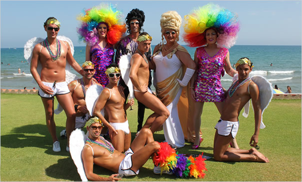 Sitges Pride 2012 official programme