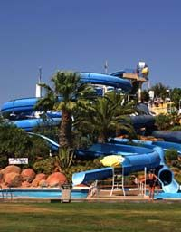 Waterparken in Portugal: Slide & Splash, Aquashow & Aqualand.
