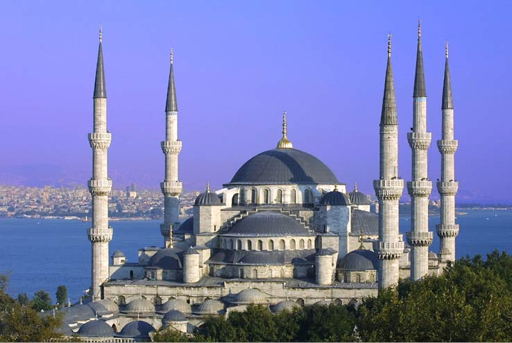 Istanbul tourist guide