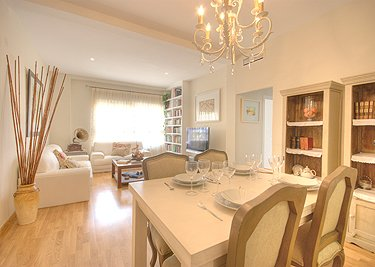 Apartment of the week in Valencia: the Alberti