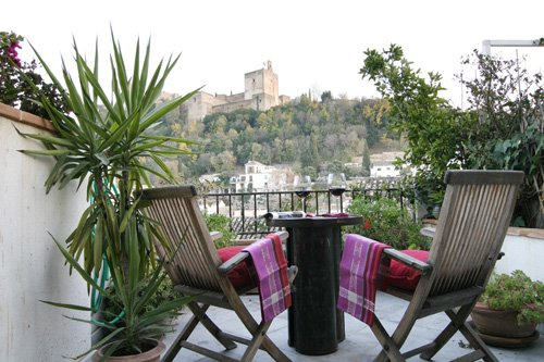 Apartment of the week in Granada: The Santa Ines