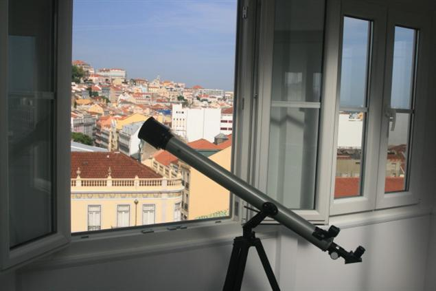 Apartment of the week in Lisbon - Panorama Santos
