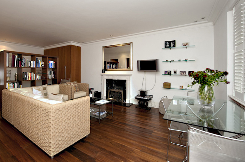 Luxury Christmas apartment in London – the Onslow Gardens Apartment