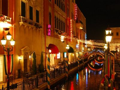 Christmas and New Year's Eve in Venice 2015