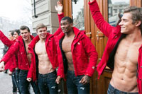 Abercrombie & Fitch Store geopend in Amsterdam