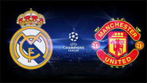 Champions League 2012-13: Real Madrid vs Manchester United
