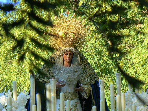 Passion and Tradition during Easter in Seville 2015