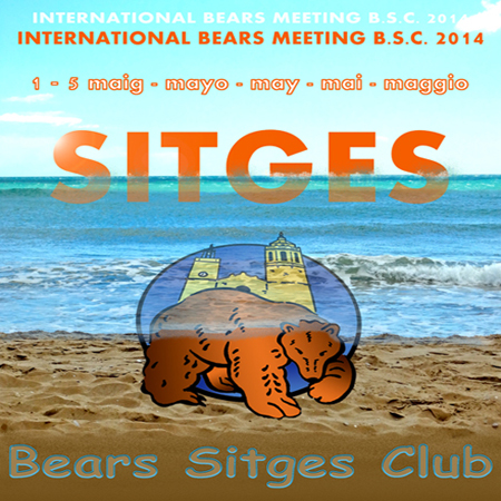 Sitges International Bears Meeting 2014