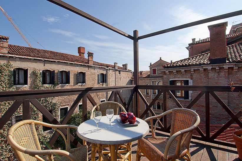The Moro IV apartment of the week in Venice
