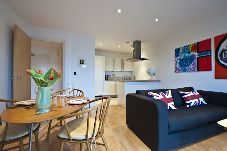 Apartment of the Week in London, the Canal View