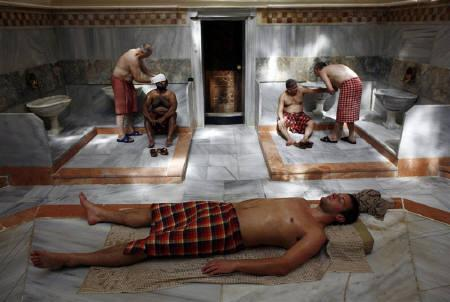 Visit a Hamam in Istanbul