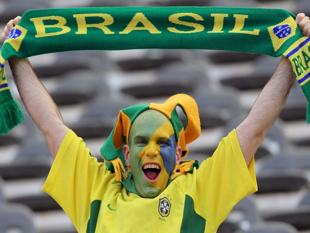 Tickets for the World Cup 2014 in Brazil have gone on Sale