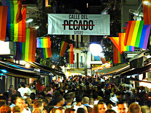 Sitges Nightlife: Gay Clubs and a Street of Sin