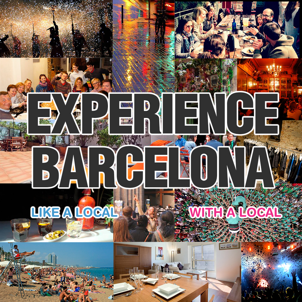 #ExperienceBarcelona: Win a Holiday in Barcelona