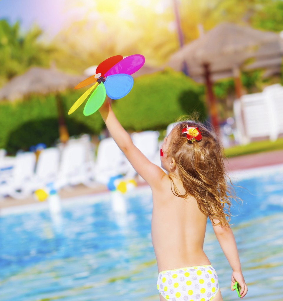 The benefits of holidays with kids clubs