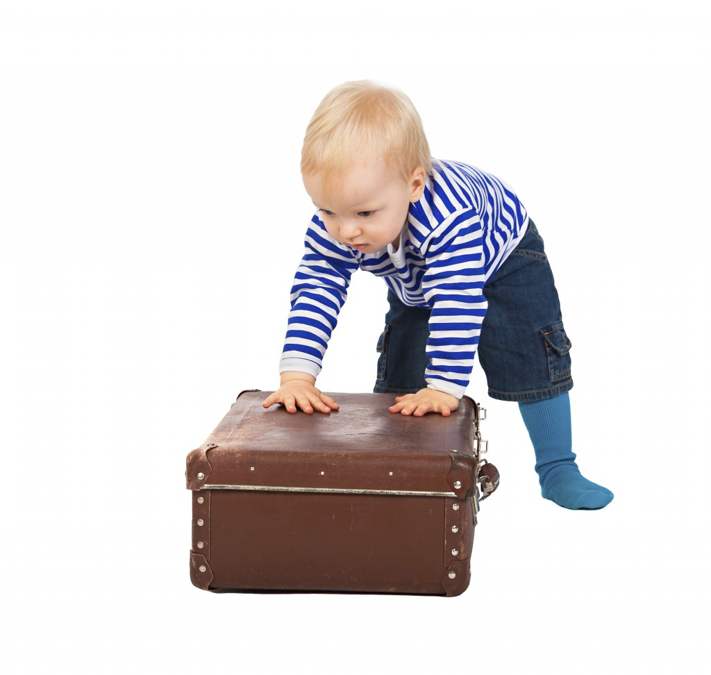 How to pack your kids bag for a holiday