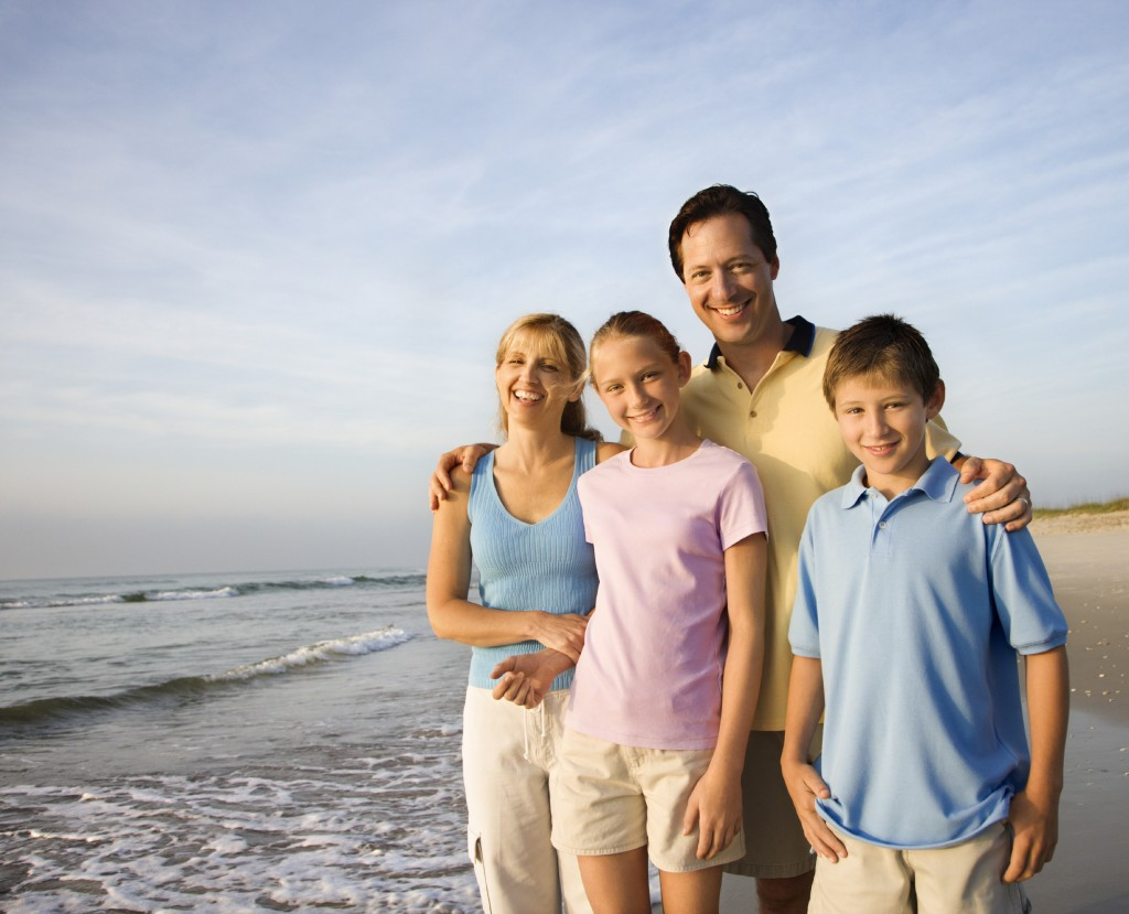 How to plan holidays for families with teenagers