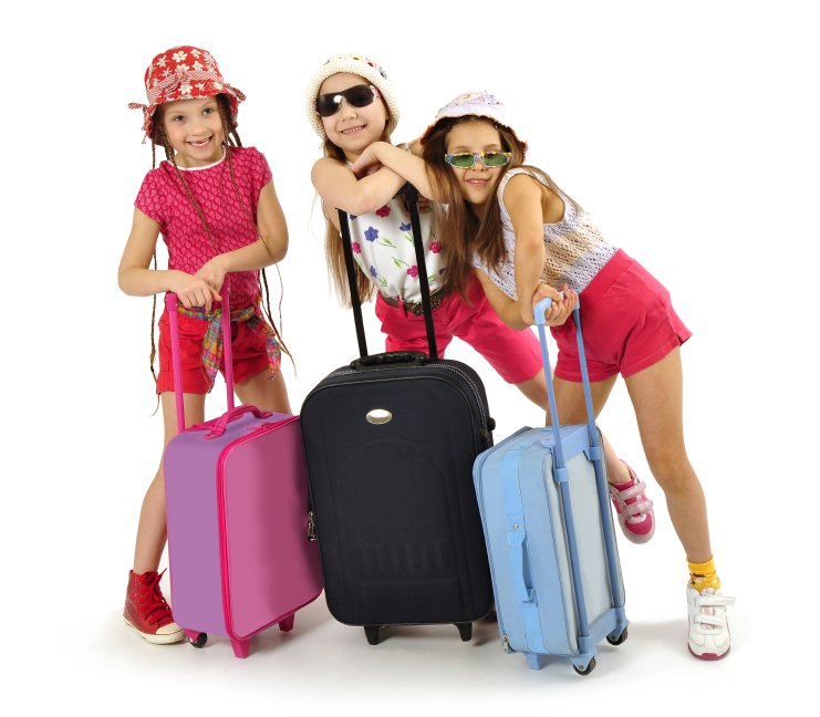 What is the best kids' suitcase for your child?