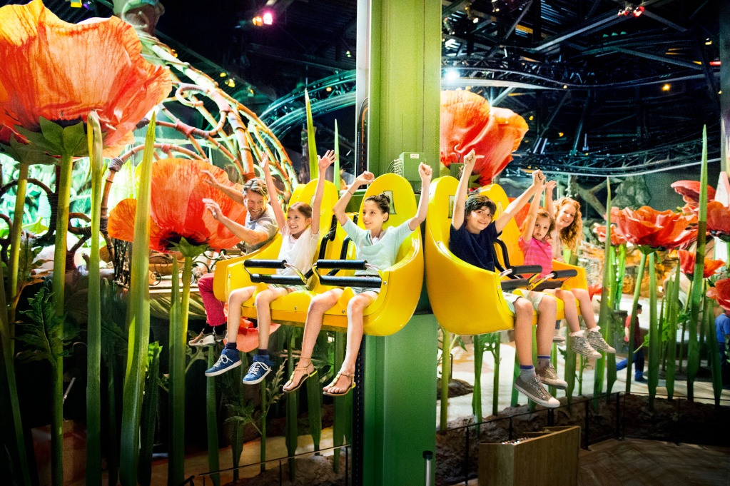 5 top holiday attractions for kids in 2015