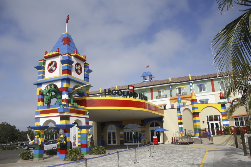 Did you know that at Legoland kids go free?