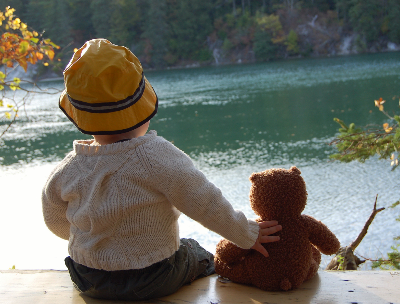 For great toddler holidays, see things their way