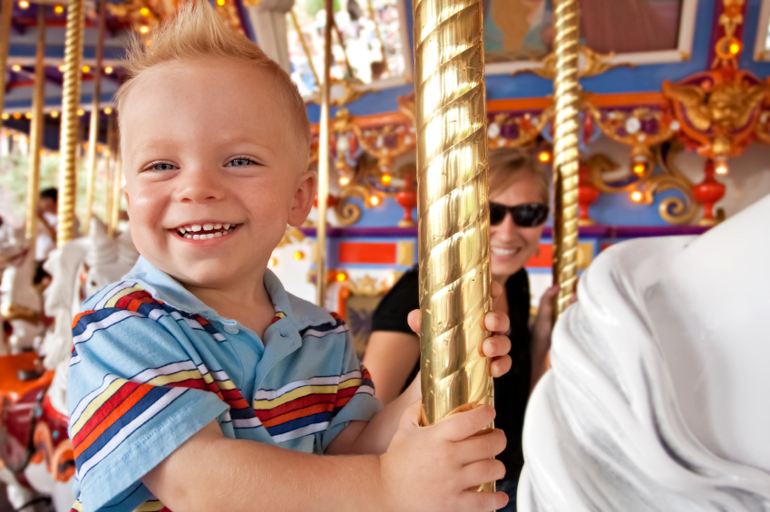 Great family holiday destinations with free kids' places