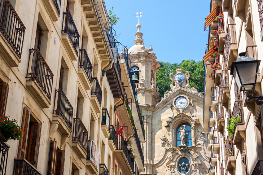 San Sebastian holidays are a great family choice