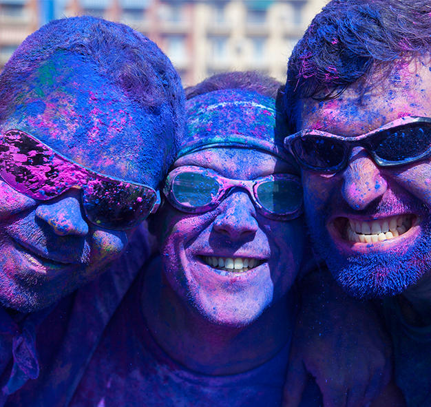 Holi Run, la carrera de los colores regresa a Valencia