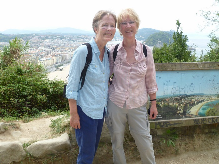 Friendly Stories: Mary and Leila's Camino de Santiago