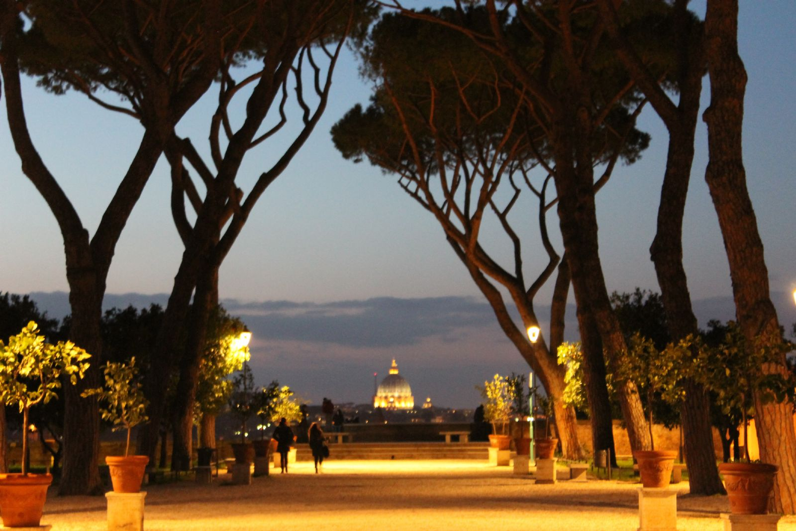 Rome at its most romantic for couples