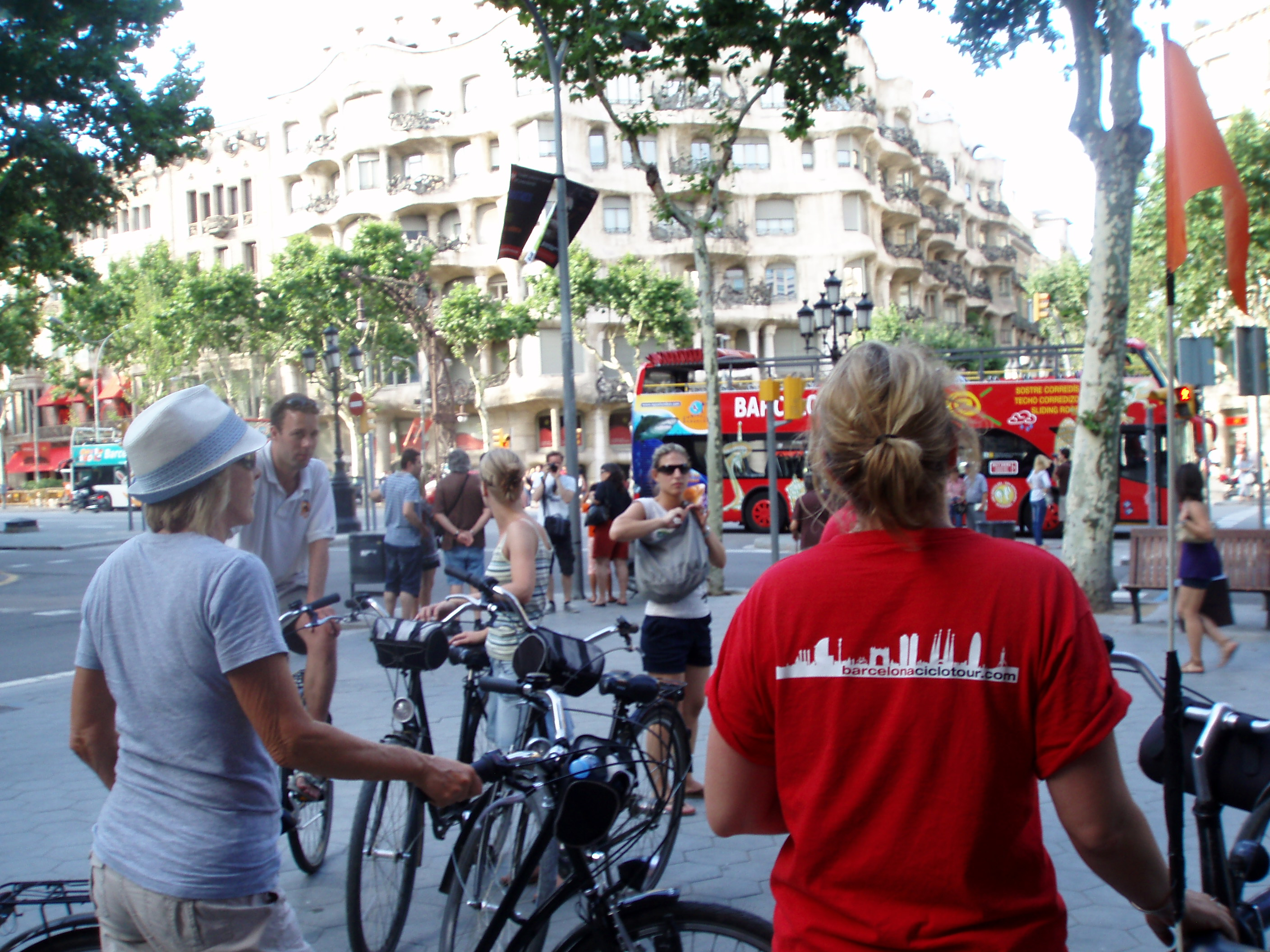 BARCELONE CICLO TOURS DE FRIENDLY RENTALS SUR