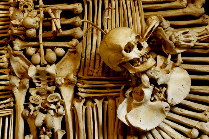 The Sedlec Chapel of Bones