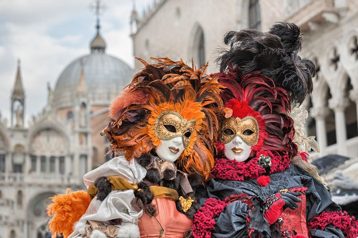 A Guide to the 2017 Venice Carnival, the Most Exquisite Carnival in the World