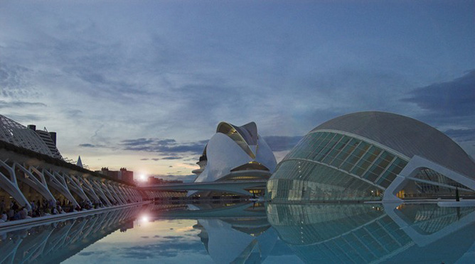Valencia, a City of Art and Science!