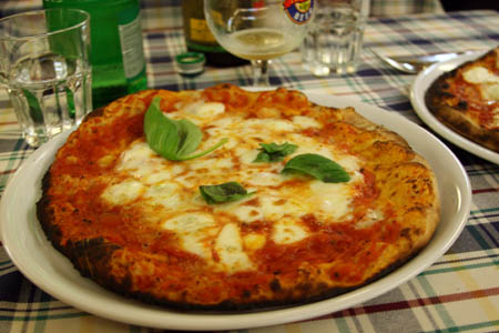 The three best pizzerias in Rome