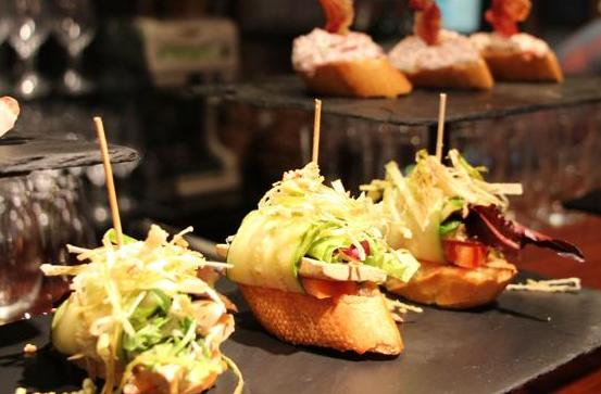 Who wouldn't want to eat at the Top 5 pintxos bars in San Sebastian?