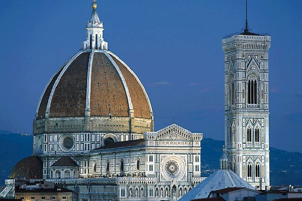 Top 3 historical sights in Florence