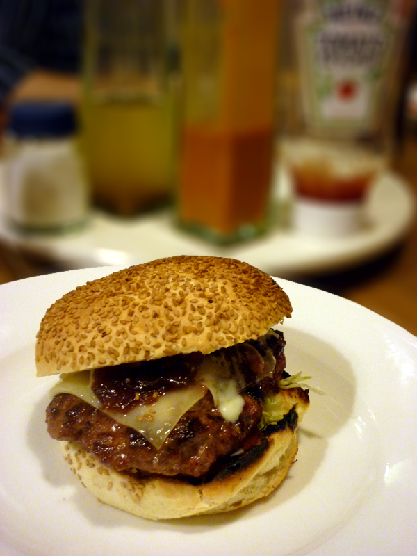 The best hamburgers in Barcelona
