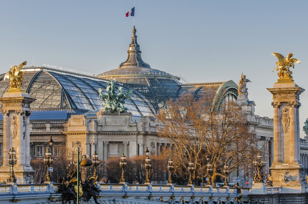 The Grand Palais is the inspiration behind the new Louis Vuitton Foundation building
